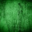 Stock Photo: Green grunge background