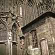 Detail of Stephansdom - Stock Photo