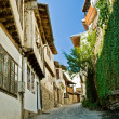 Stock Photo: Street in Veliko Tarnovo, Bulgaria