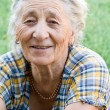 Royalty-Free Stock Photo: Happy senior woman