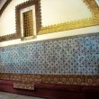 Interior view from Topkapi palace — Stock Photo #4943177
