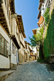 Street in Veliko Tarnovo, Bulgaria — Stock Photo