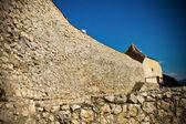 Ancienne forteresse médiévale — Photo