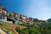 View from Veliko Tarnovo, Bulgaria — Stock Photo