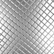 Aluminum background — Stock Photo