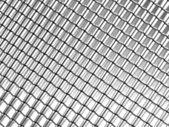 Aluminum background — Stock Photo