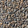 Texture of a small pebble — Stock Photo