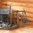 Stock Photo: Antique scales