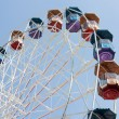 Big wheel — Stock Photo