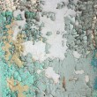 Peeling paint texture — Stock Photo