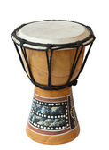 An African drum. — Stock Photo