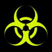 Biological hazard — Stock Photo