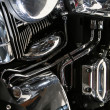 Chrome Engine — Stock Photo #4044451