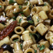 Постер, плакат: Close up of Greek Pasta Salad