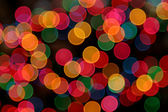 Lots of Colorful Lights — Stock Photo