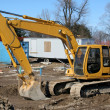 Backhoe — Stock Photo #4088922