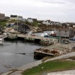 Stock Photo: Peggy's Cove Village