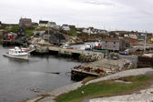 Peggy's Cove Village — Stock Photo