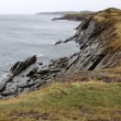 Stock Photo: Cape Breton Highlands Coast