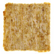 Isolated Wheat Cracker - Foto Stock