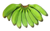 Green banana — Stock Photo