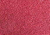Texture of a maroon door mat — Stock Photo