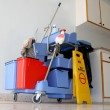 Foto de Stock  : Cleaning kit