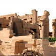 The Karnak temple in Egypt - Stock Photo