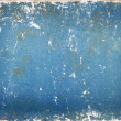 Blue cardboard with age marks - Stock Photo