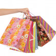 Shopping bags — Stock Photo #4449143