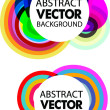Abstract colourful vector background — Stock Vector #4134188