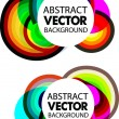 Abstract colourful vector background — Stock Vector #4134197