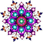 India ornament. Paisley seamless — Stock Photo