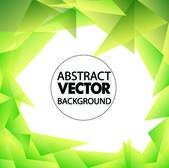 Vector abstract trendy background — Stockvektor