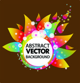 Vector abstract background — Stock Vector