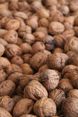 Pile of Walnuts — Stock Photo