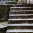 Concrete Bunker Steps vertical — Stock Photo