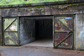 Army Bunker Entrance — Stock Photo