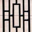 Deco gate — Stock Photo