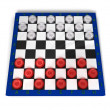 Foto Stock: Checkers
