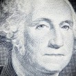 Portrait of the president Washington — Stock Photo