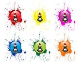企鹅图标 — 图库矢量图片
