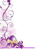 Easter design — Vector de stock