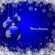 Christmas background. - Image vectorielle