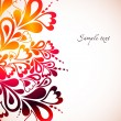 Colorful background. Vector illustration - Imagen vectorial