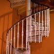 Spiral staircas - Stock Photo
