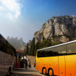 Travel buses — Stock Photo #4281762