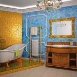 Bathroom interior — Stock Photo #4473596