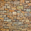 Stone wall texture — Stock Photo