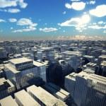 Urban landscape — Stock Photo